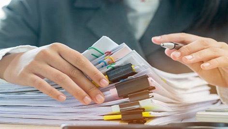 فرم های مورد نیاز حسابرسی