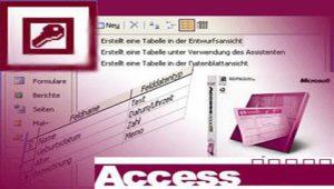 پروژه سیستم حسابداری در اکسس